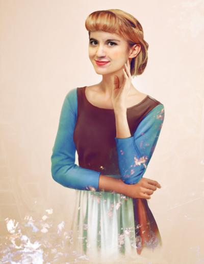Photoshop Cinderella