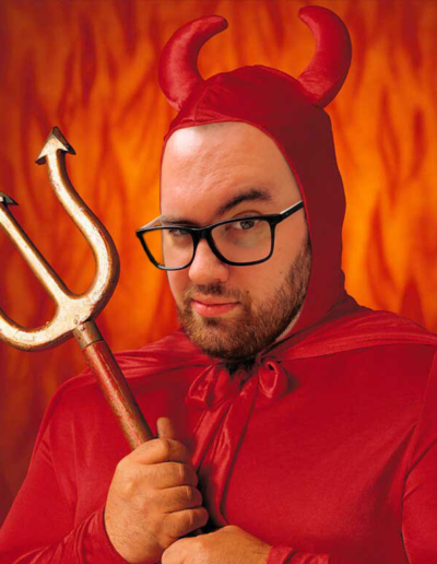 Photoshop Devil
