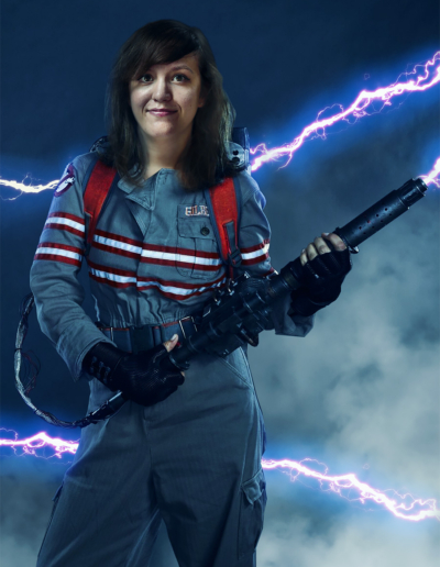 Photoshop Ghostbuster