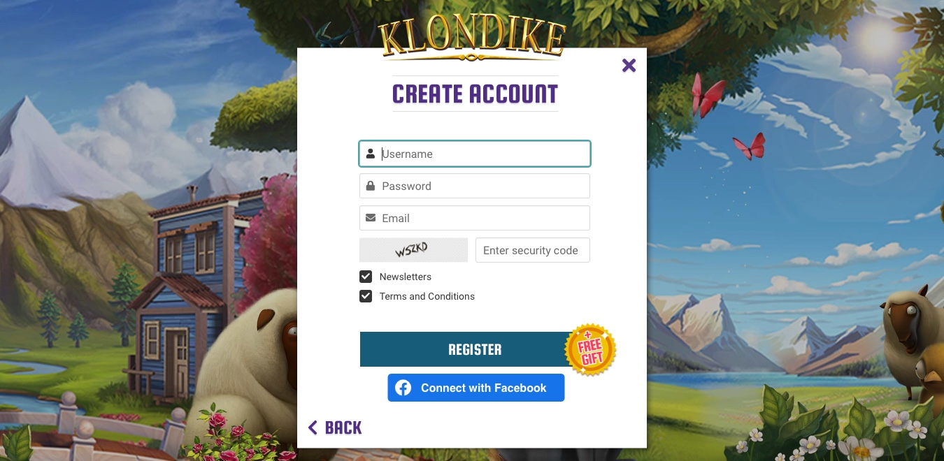 GD+ FTUE Flow UI - Create Account Selections + Hovers