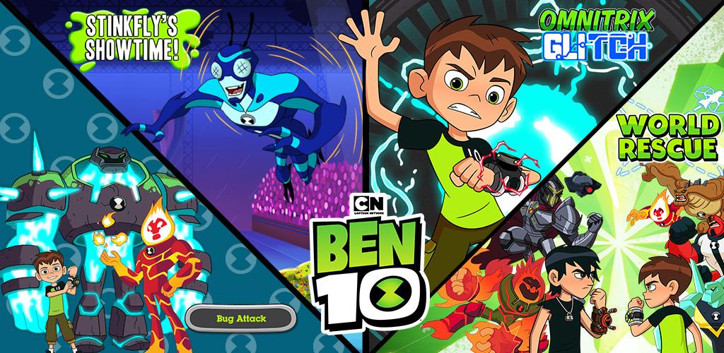 Cartoon Network Banner - Ben 10