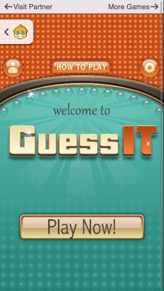 Mobile Game Page - Game Popup